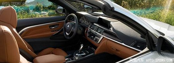 BMW 4系双门轿跑车
