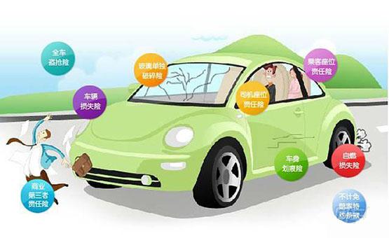 汽车保险哪些必须买