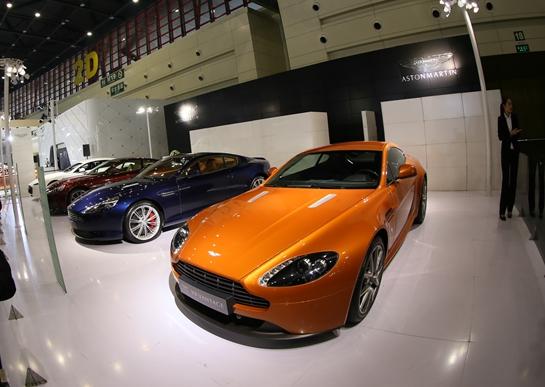 2015郑州国际车展 微
