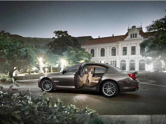 BMW7系低首付零利率
