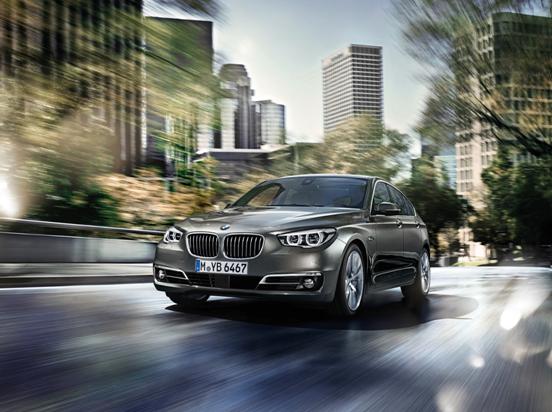 BMW 5系更少能源消耗
