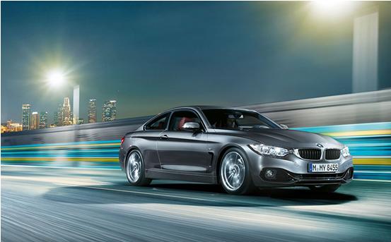 汇宝BMW4双门轿跑车