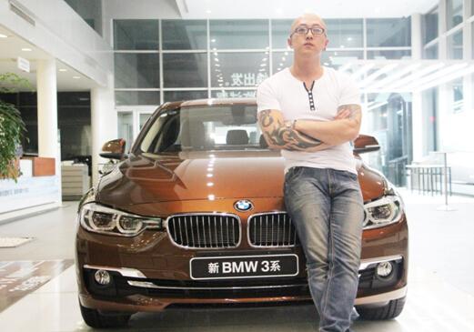 宝兴行新BMW3系车主