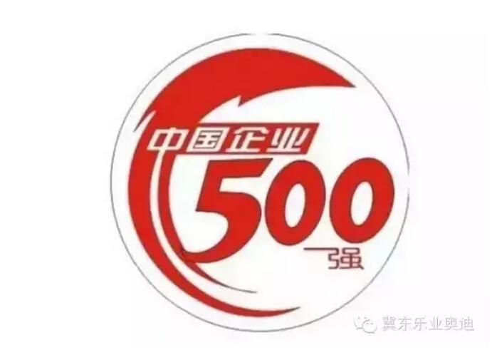 庞大集团跻身500强