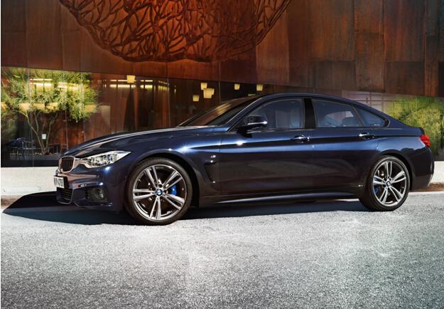 BMW 4系优惠购