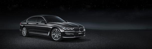豪华全新BMW7登陆