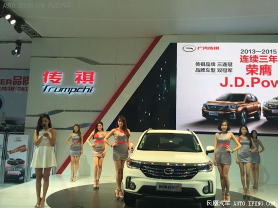 广汽传祺GS4月销2.1