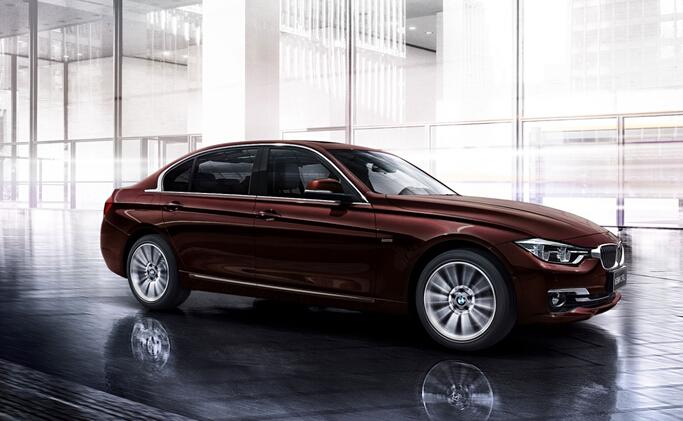 BMW 3系 首付只6万