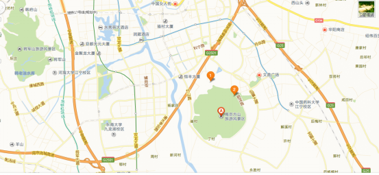 南京天瑞江宁方山旅游风景区烧烤自驾游