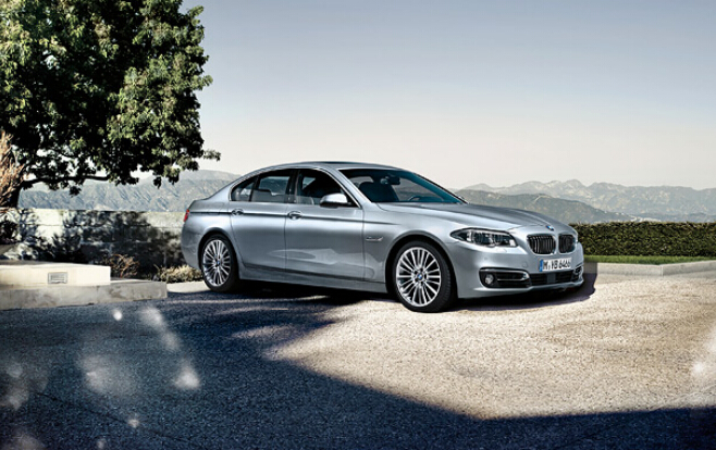 BMW 5系畅享尊贵