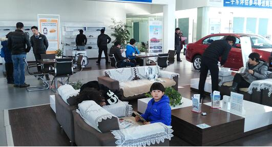 上海大众岁末购车惠