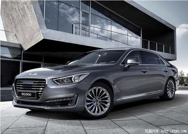 现代Genesis未来新车