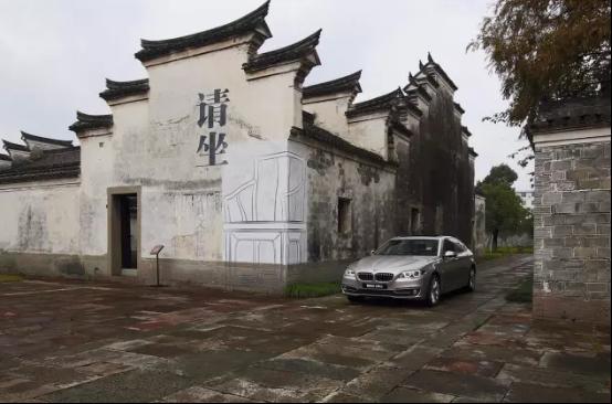 BMW 5系传统商业文化