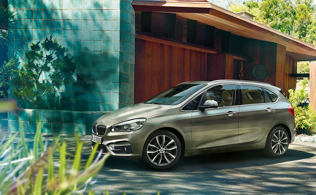 BMW 2系尽享悠贷金融