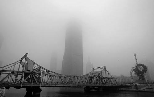 天津重污染红色预警