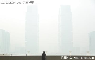 郑州持续一周阴霾天