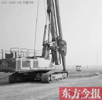 郑合高铁周口段开工