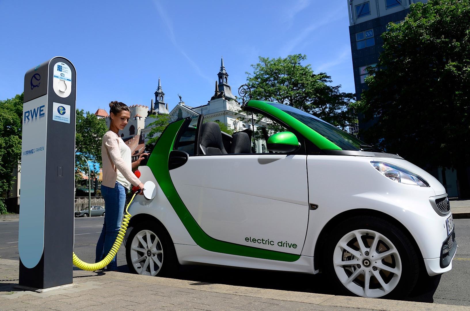 什么事新能源车