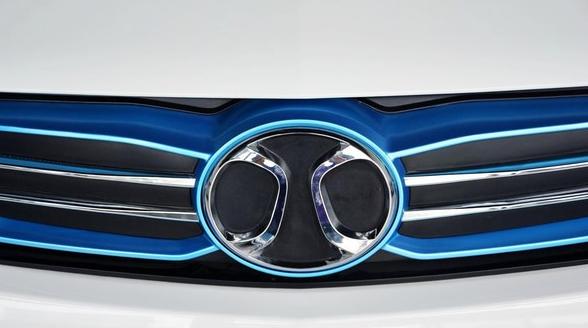 北汽新能源高性能电动车