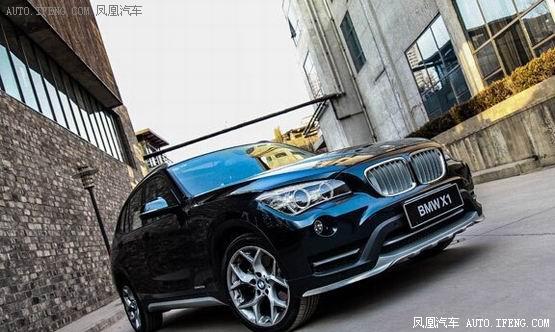 体验BMW X1晋级版