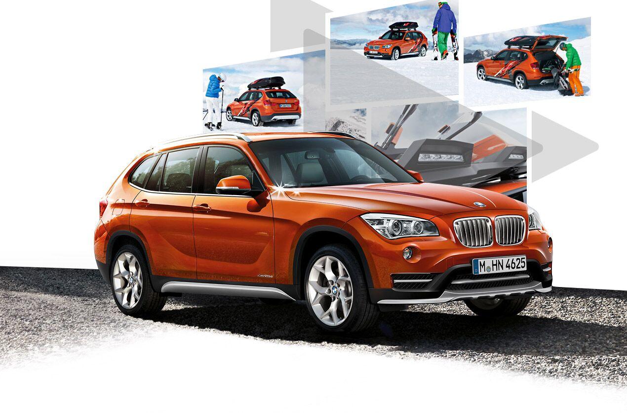 绍兴宝顺BMW X1金融