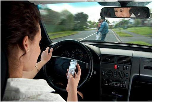 超6成交通死亡因手机