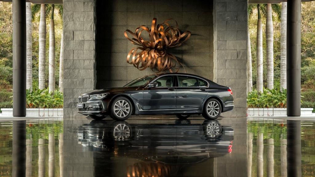 全新BMW 7系金融来袭