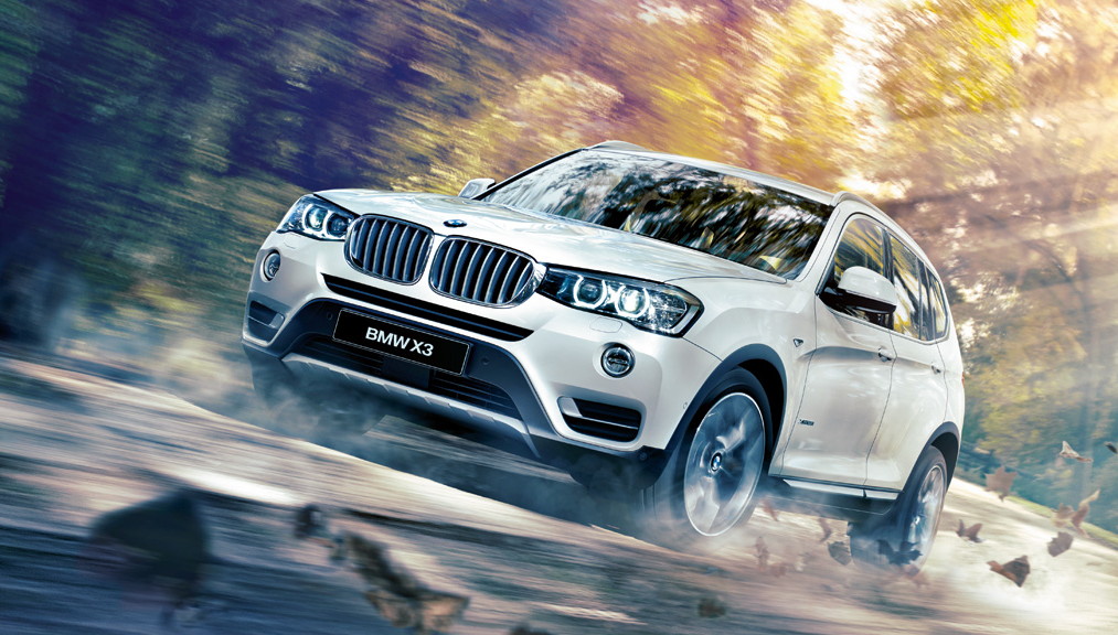 BMW X3金融助您圆梦