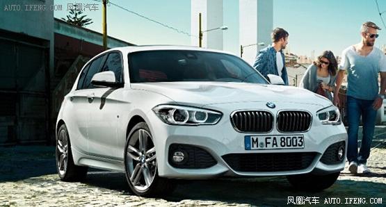 个性风格新BMW 1系
