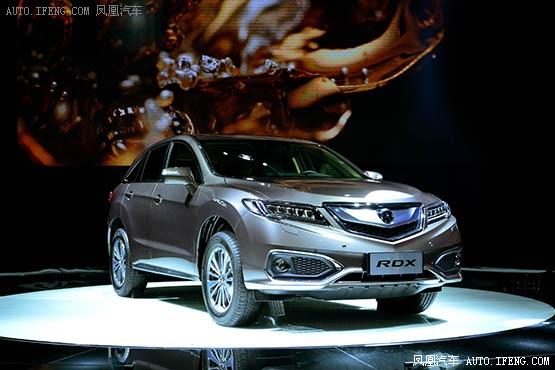 Acura讴歌宁波车展