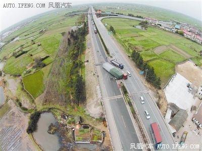 天津高速无人机执法