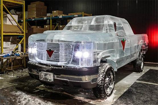 5吨冰块造冰汽车