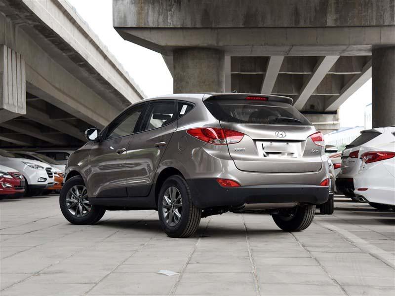 现代ix35 最新活动直降近10万 SUV知名品牌