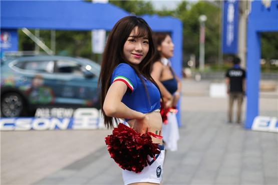 GO!T动欧洲杯 北京现代引爆球迷激情-图7
