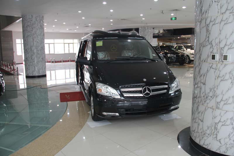 奔驰威霆7座MPV商务车报价多少钱