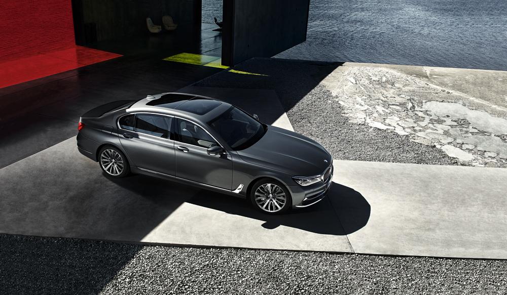 BMW 7系免费保养