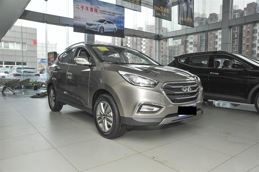 北京现代ix35报价新款降价优惠现车充足