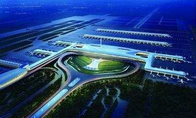 机场交通中心将启用