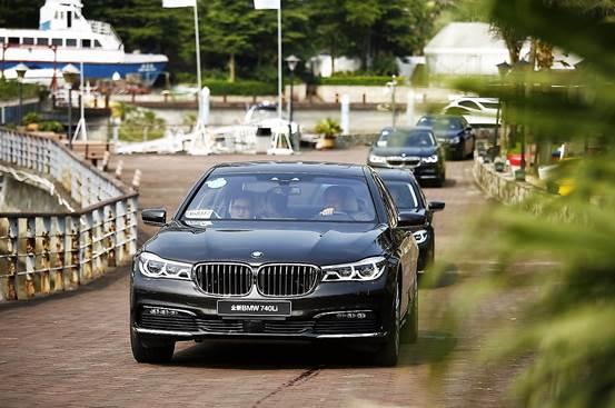 深圳创丰宝开启全新BMW7系帆船体验之旅