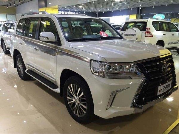2017款丰田酷路泽4000 首爆低价直面挑战-图2