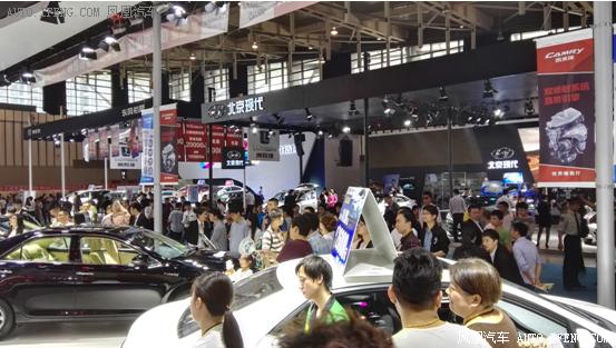 2016南昌国际车展