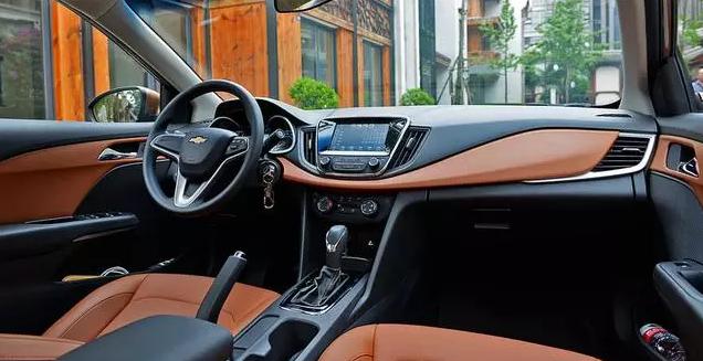 中级车中的试驾股银狐雪佛兰科沃兹_凤凰汽视频潜力的图片