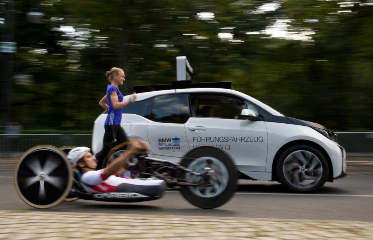 BMW 领跑健康,叶赫晴生活方式和创新绿色出行