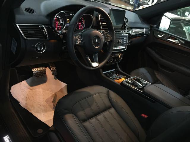 2017款奔驰GLE400 注入尖端科技 天津最新报价