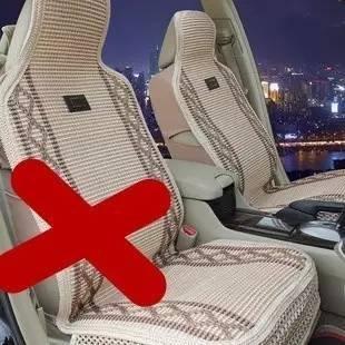 您还在用坐垫、座套? 那您就out了吧!-图2
