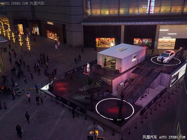 凯迪拉克XT5新美式敢创空间登陆华贸中心-图7