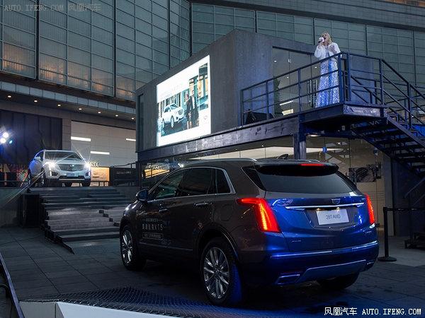 凯迪拉克XT5新美式敢创空间登陆华贸中心-图9