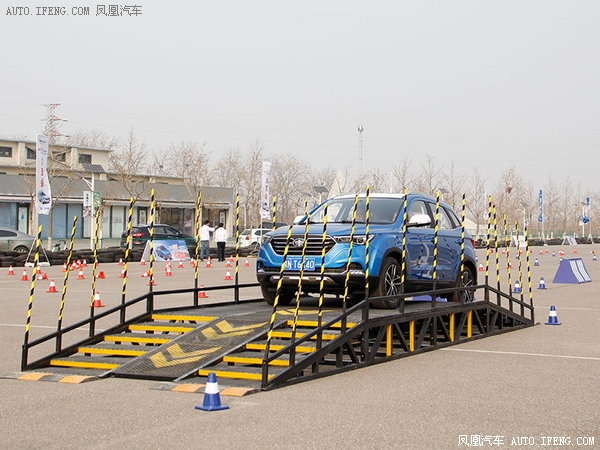 一汽奔腾X40互联SUV 北京站上市试驾会-图8