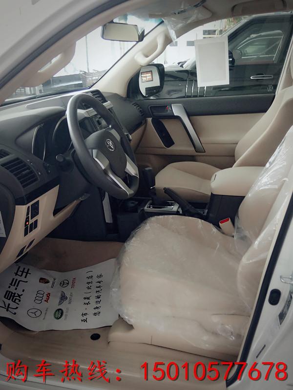 丰田霸道2700性能强 越野精英特惠低价