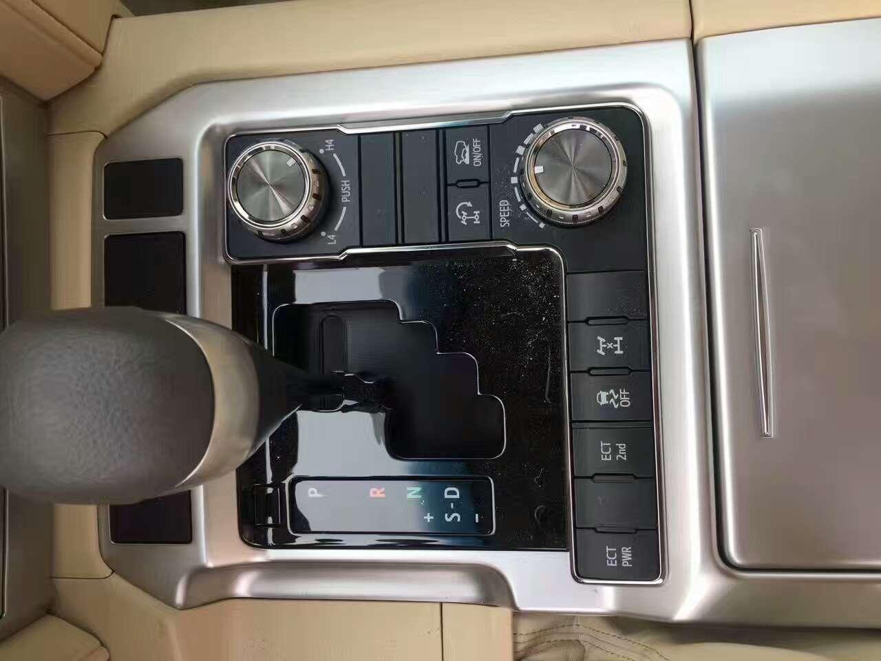 丰田gx470空调电路图